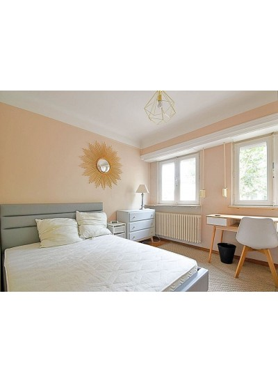 W1 « Le Soleil » chambre en colocation rue Weyer Luxembourg